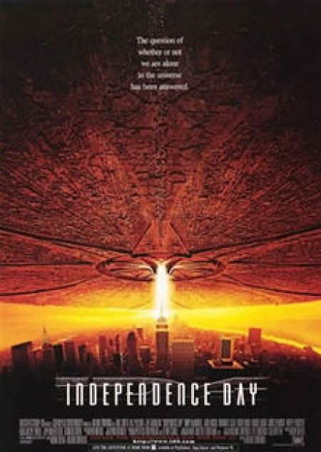 Independence Day - Movie - One of my favorites!
