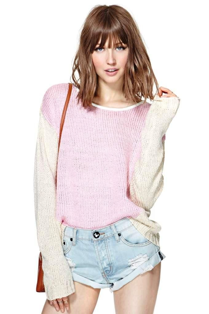 Mixtape Sweater