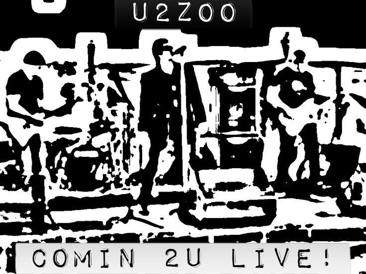 U2Zoo comin to Waukesha WI for Halloween 2016! It is a traditional Irish holiday... tickets are going quick! www.u2zoo.com.