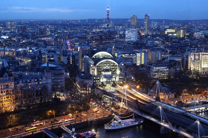 Skyline di Londra, Inghilterra | #casedilusso #mercatoimmobiliare