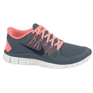 MUST HAVE THESE! Nike Free 5.0+ - Women's - Dark Armory Blue/Atomic Pink/Summit White/Navy