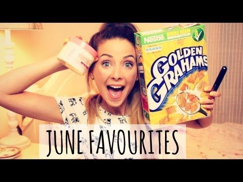 June Favourites | Zoella