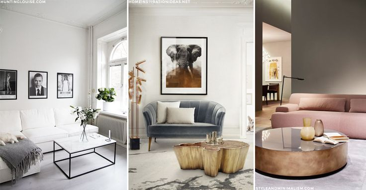 9 Ways To Style Your Coffee Table | sheerluxe.com