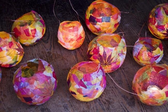 Luftballonlaterne