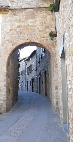 Gate from Siena