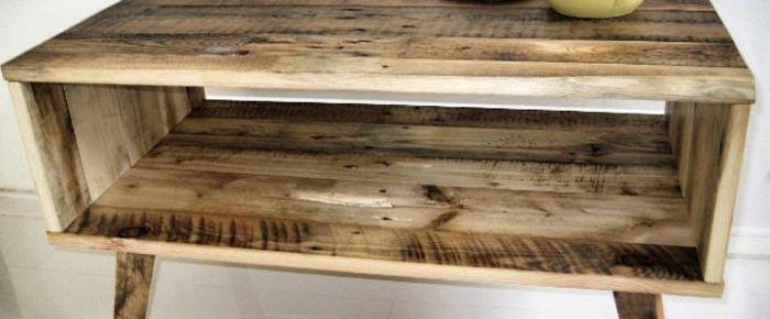 Mueble madera reciclada proyectos que debo intentar for Muebles con madera reciclada