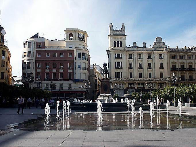 Plaza Tendillas - Cordoba