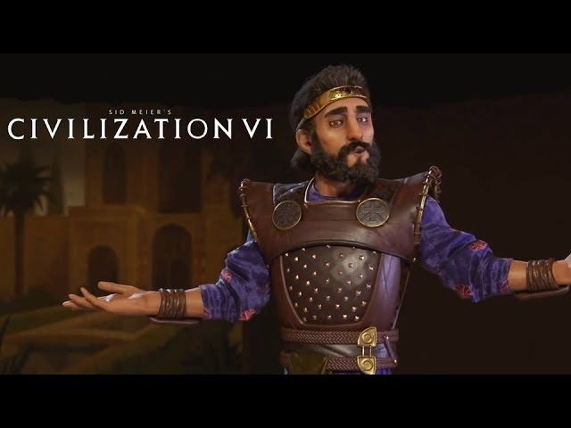 Sid Meier's Civilization VI - Official First Look: Persia - http://gamesitereviews.com/sid-meiers-civilization-vi-official-first-look-persia/