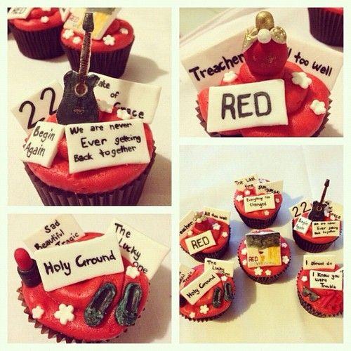 Cupcakes Take The Cake: Taylor Swift Cupcakes!