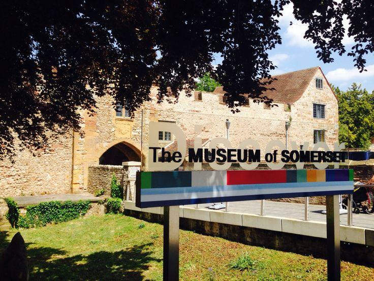 The Museum Of Somerset in Taunton, Somerset