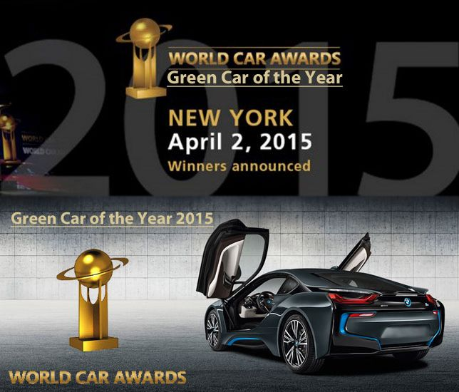 World's #GreenCaroftheYear... #BMW #Iseries again won the title For details click the link: http://www.replacementengines.co.uk/blog/category/bmw/