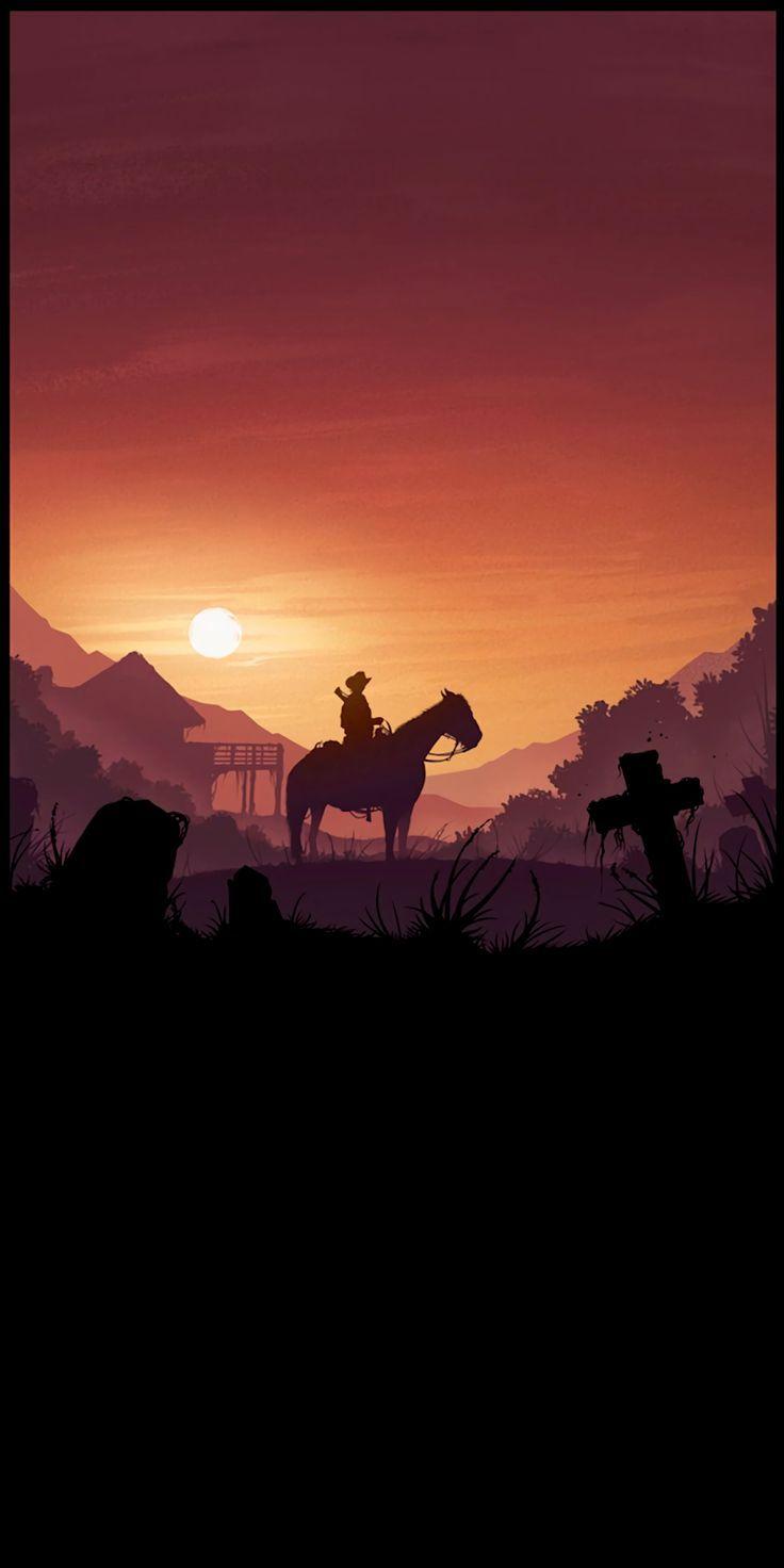 Red Dead Redemption 2 Hintergrundbilder Wallpapers Android Bilder