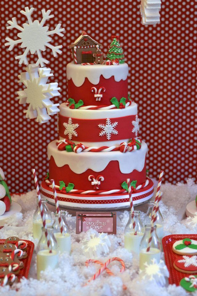 Other Christmas Cake ** Yummiii More