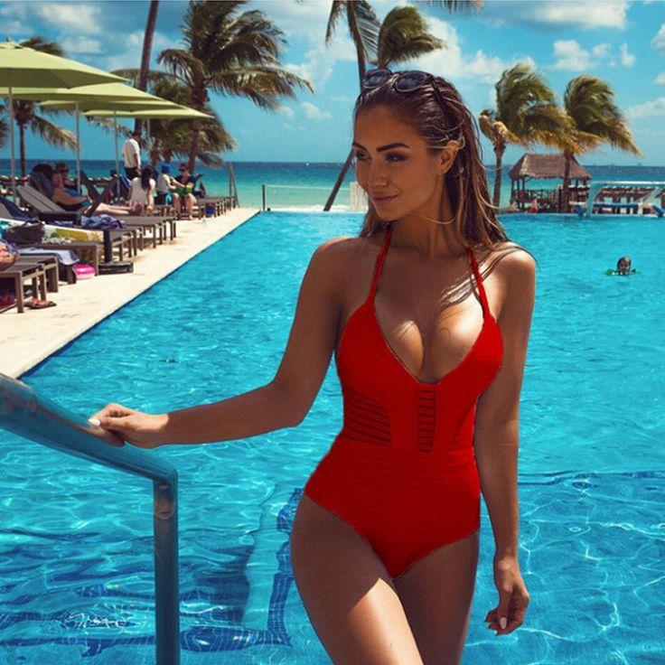 Dámské plavky červené – L Na tento produkt se vztahuje nejen zajímavá sleva, ale také poštovné zdarma! Využij této výhodné nabídky a ušetři na poštovném, stejně jako to udělalo již velké množství spokojených zákazníků před …