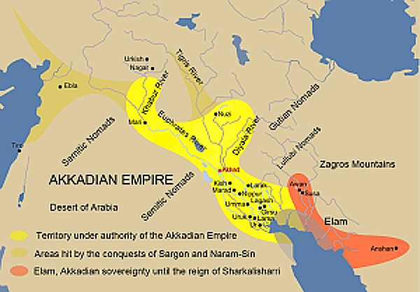Akkadian Empire | The Akkadian Empire.
