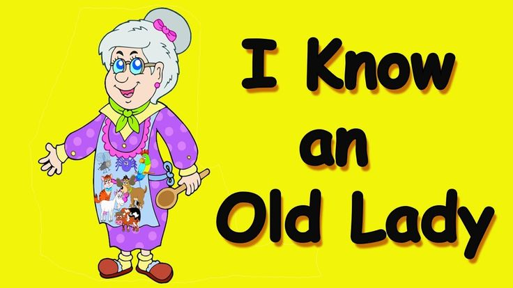 I Know an Old Lady Who Swallowed a Fly -- Nursery Rhyme -- Kids Songs by The Learning Station