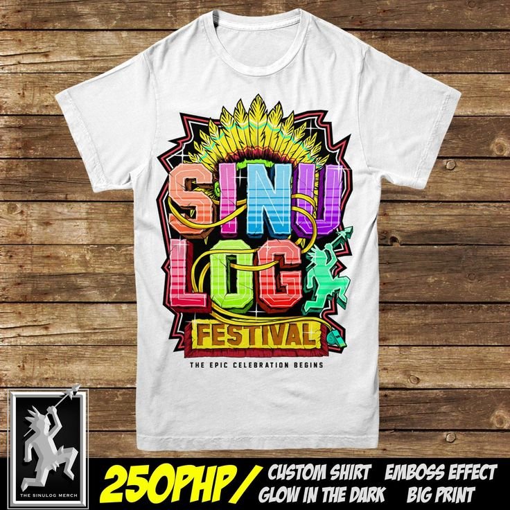 20 best sinulog images on pinterest sinulog beauty for Order screen printed shirts