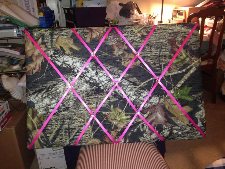 camo letter board I made myself! where else was I supposed to get a camo letter board?!?!