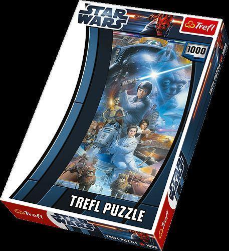 Puzzle 1000 pièces Star Wars ref 247