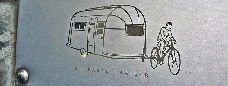 Image Result For Airstream Logos Pulling Bicycle