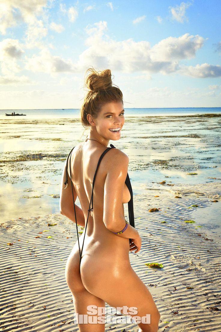 #NinaAgdal #SportsIllustratedSwimsuit 2016 wearing #GabrielaPiresBeachwear #fashion #moda #swimwear #swimsuit #summer #SISwim2016 #SISwim #MadeinUSA #MadeinAmerica Available at www.gabrielapiresbeachwear.com