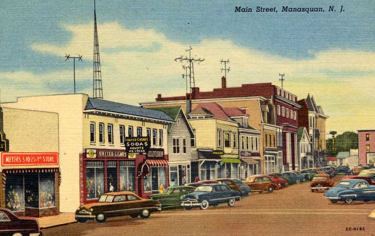 american town - Google Search