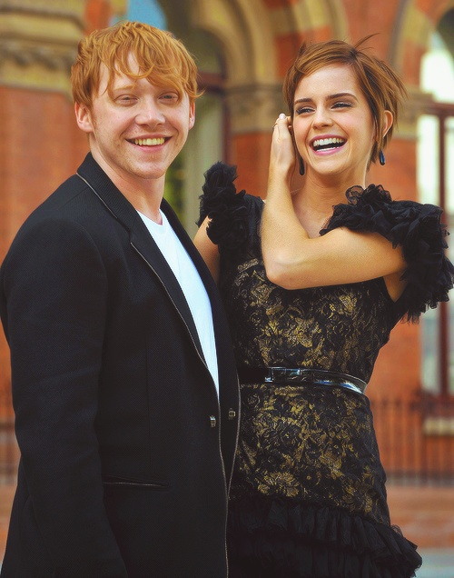 104 best Rupert Grint & Emma Watson images on Pinterest ...