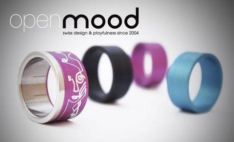 Addon open mood violet – mood joaillerie