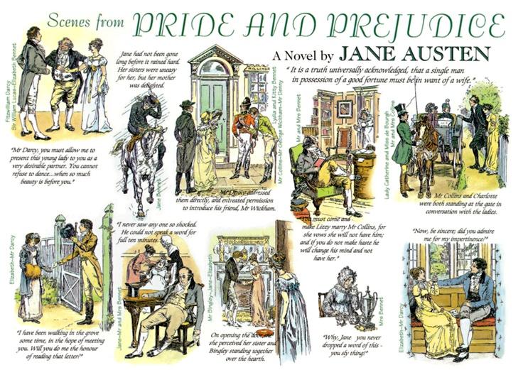 pride and prejudice essays