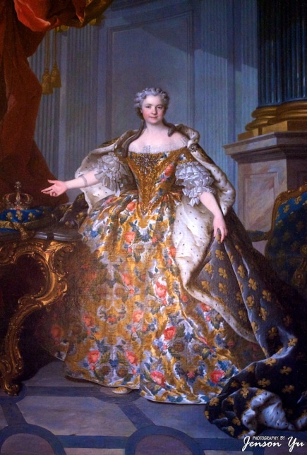Maria Theresa of Spain, Louis XIV's wife