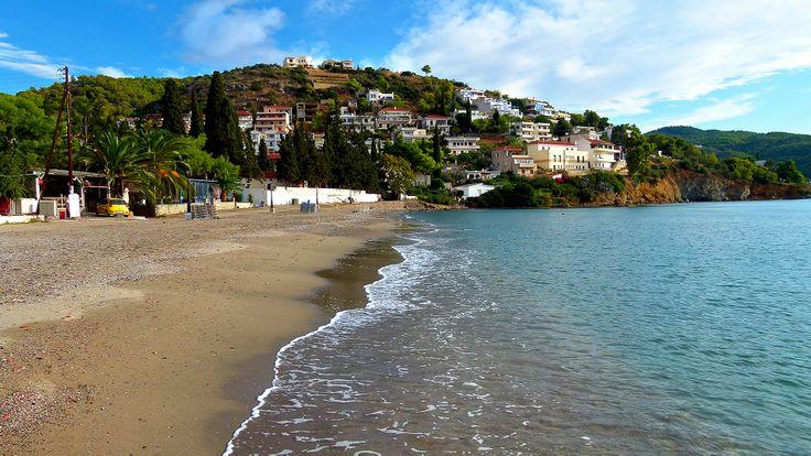 Kanali beach - Poros Island