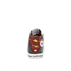 Kids (2-5 years) Chuck Taylor All Star Hi Easy Slip Superman