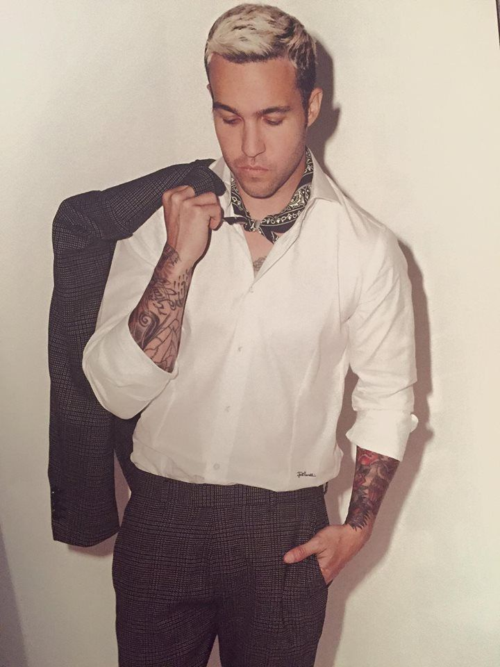Hot diggity damn Pete *has heart attack*