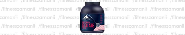 Multipower %100 Whey Isolate Protein - Fitness Zamanı