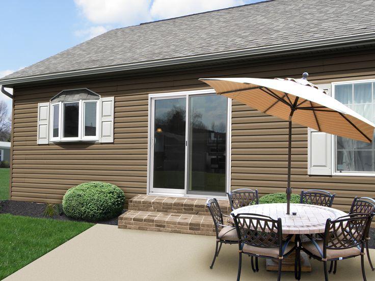 17 best images about posh patio doors on pinterest for Best energy efficient patio doors