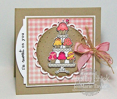 .: Galleries Ideas, Cards Ideas, Cute Cards, Crafts Ideas, Cards Scrapbook, Birthday Cards, Cupcakes Cards, Stamps Galleries, Ippiti Stamps