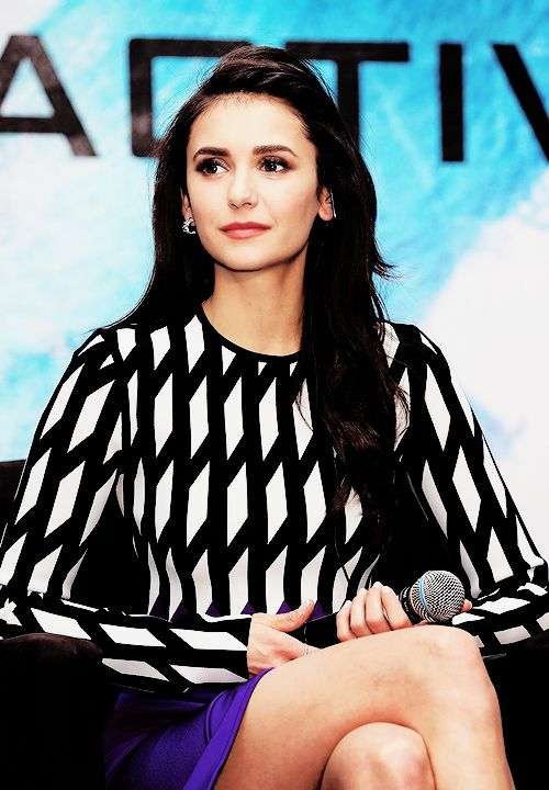 "Nina Dobrev at the Photo Call and Press Conference for ""xXx: The Return of Xander Cage"" in Mexico City on January 5, 2017"