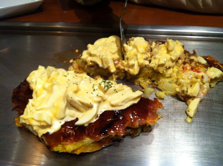 Okonomiyaki Osaka's Version