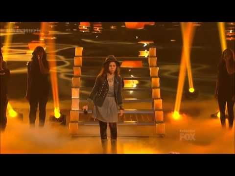 Carly Rose Sonenclar - Rolling In The Deep - X Factor USA (Top 8)