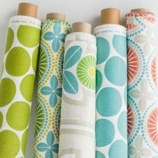 Scandinavian Fabrics -HUS & HEM- Scandinavian Design For The House And Home