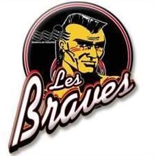 Valleyfield Braves (Salaberry-de-Valleyfield, Quebec, Canada) #ValleyfieldBraves #Quebec #QJAAAHL (L8481)