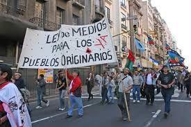 Luchan por sus derechos y tierras.