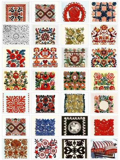 Hímzésminták (embroidery patterns) by Magyar Kincsestár https://www.facebook.com/media/set/?set=a.245427098862788.57501.166951346710364&type=3#!/media/set/?set=a.245427098862788.57501.166951346710364&type=3 #embroidery #sewing #stitching