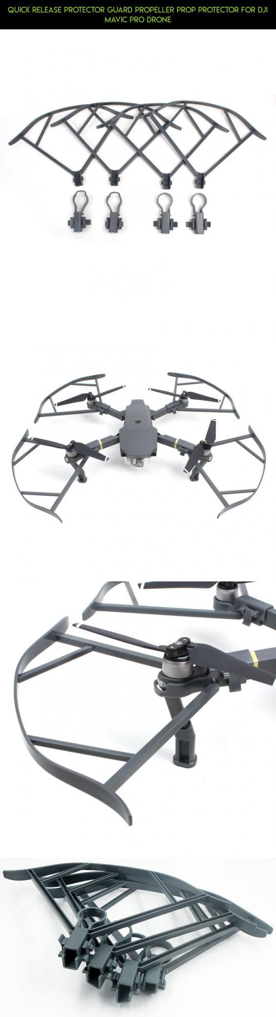 Quick Release Protector Guard Propeller Prop Protector For DJI Mavic Pro Drone #release #parts #pro #propeller #mavic #racing #drone #kit #drone #shopping #quick #gadgets #technology #plans #tech #products #fpv #camera