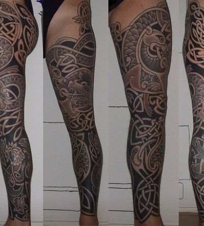 Celtic Tattoos - Tattoos.net
