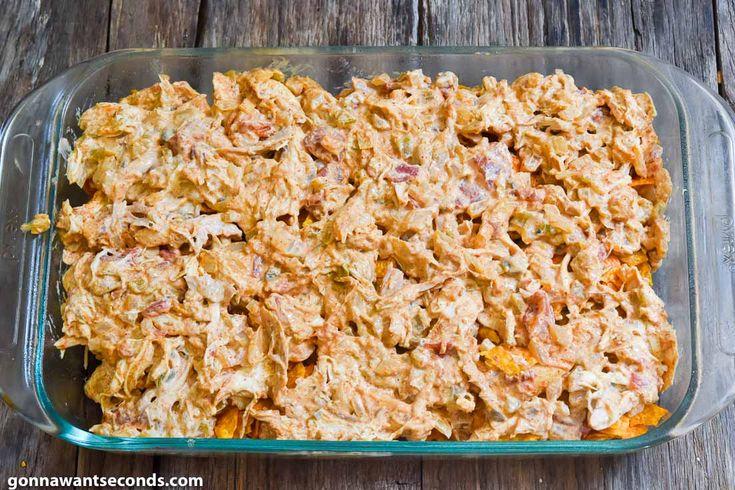 Dorito Chicken Casserole   Recipe in 2020   Chicken ...