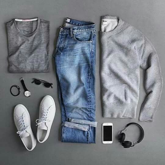 Classic greys