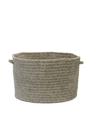 58% OFF Colonial Mills Simple Chenille Basket (Stone)