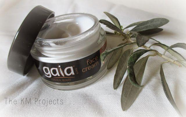 TheKMProjects: GAIA Ethereal Beauty | Αντιρυτιδική συσφικτική κρέμα νύχτας