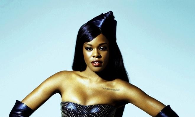 Azelia Banks album 'Broke With Expensive Taste' due Feb13